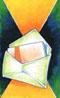 carta do tarô cigano O Aviso
