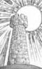 carta do tarô cigano A Espiritualidade